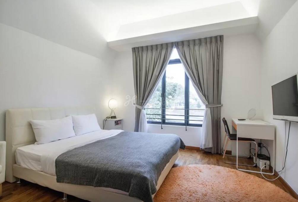 新加坡酒店式公寓豪华别墅商务客房B近