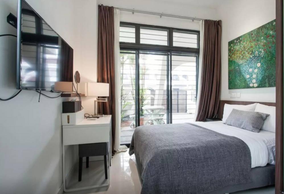 新加坡沿海豪华别墅  1号房 超大单人房