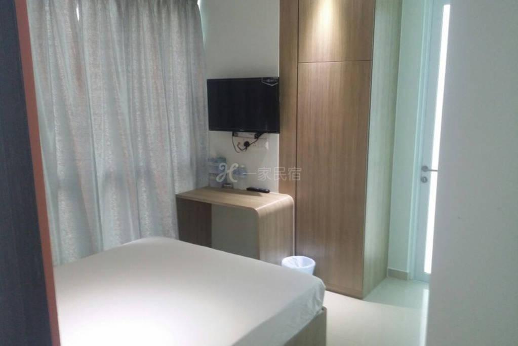 新加坡  舒适的公寓@芽笼