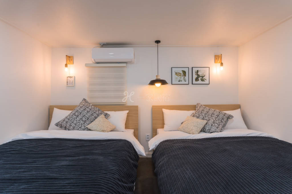 首尔麻浦区双床房房屋出租