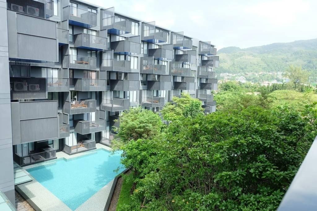 新! 泳池景观一卧室温馨公寓