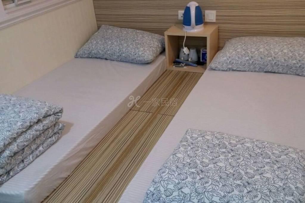 独立卫浴双床房