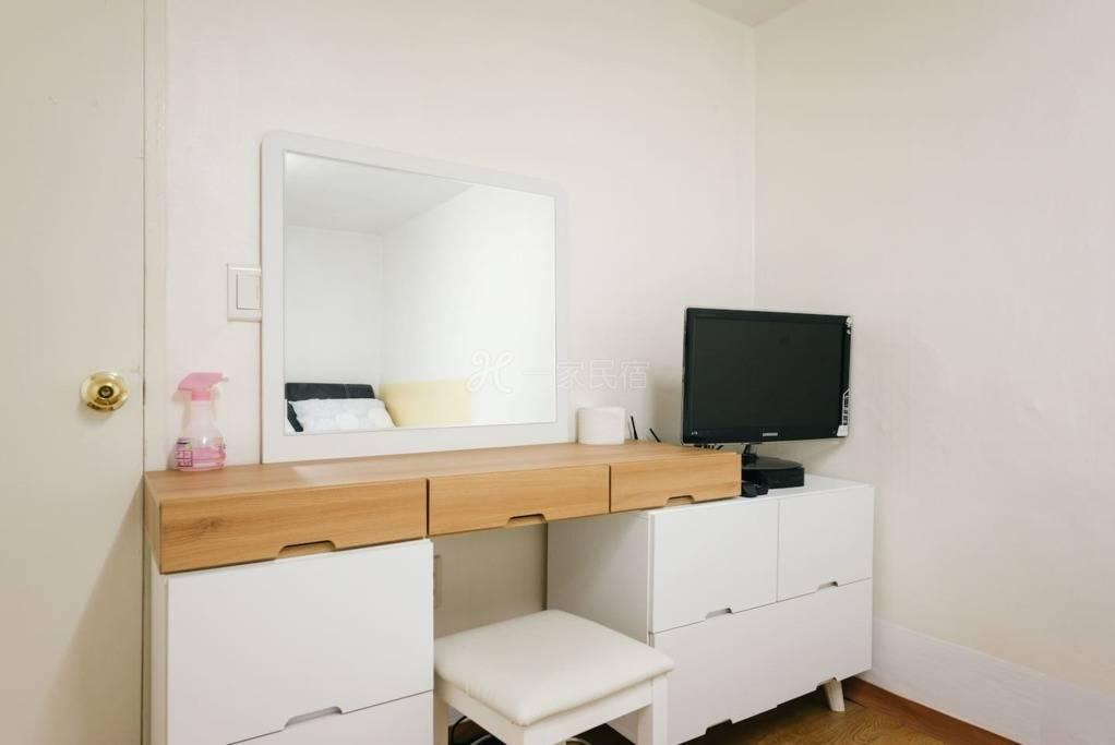 位于首尔江南区论岘洞的舒适公寓