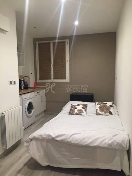 室巴黎中心一个精心装修的公寓