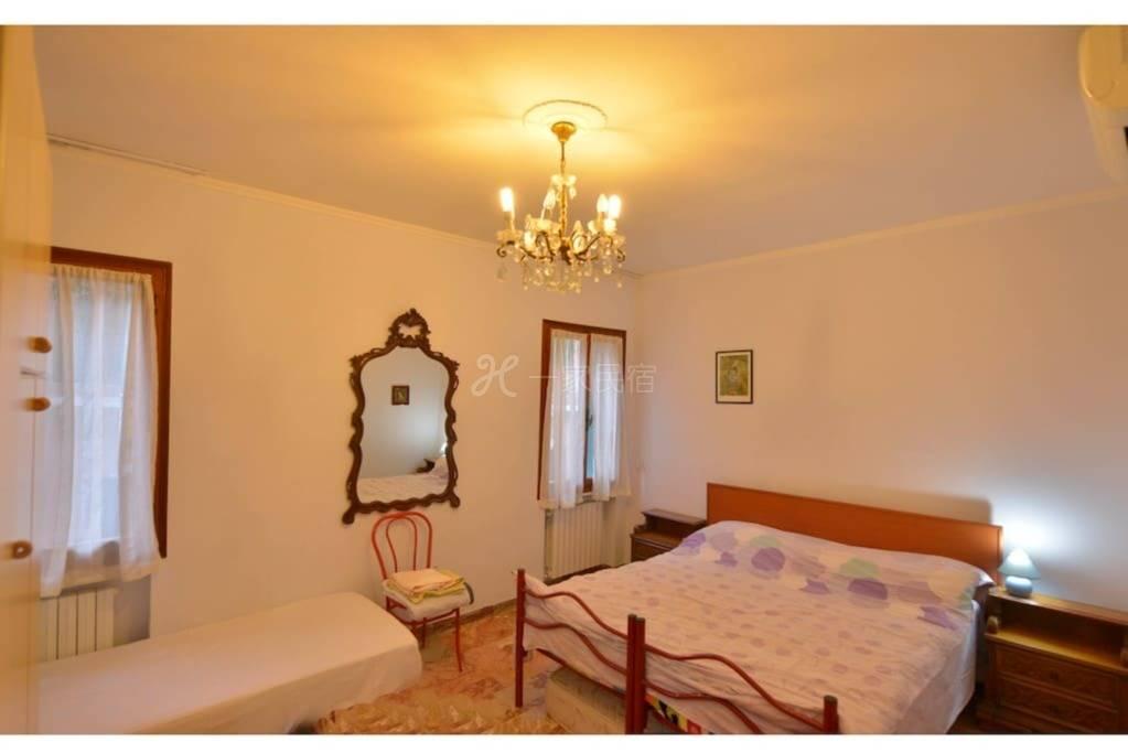 强烈推荐3华人民宿wifi+威尼斯的心脏房间
