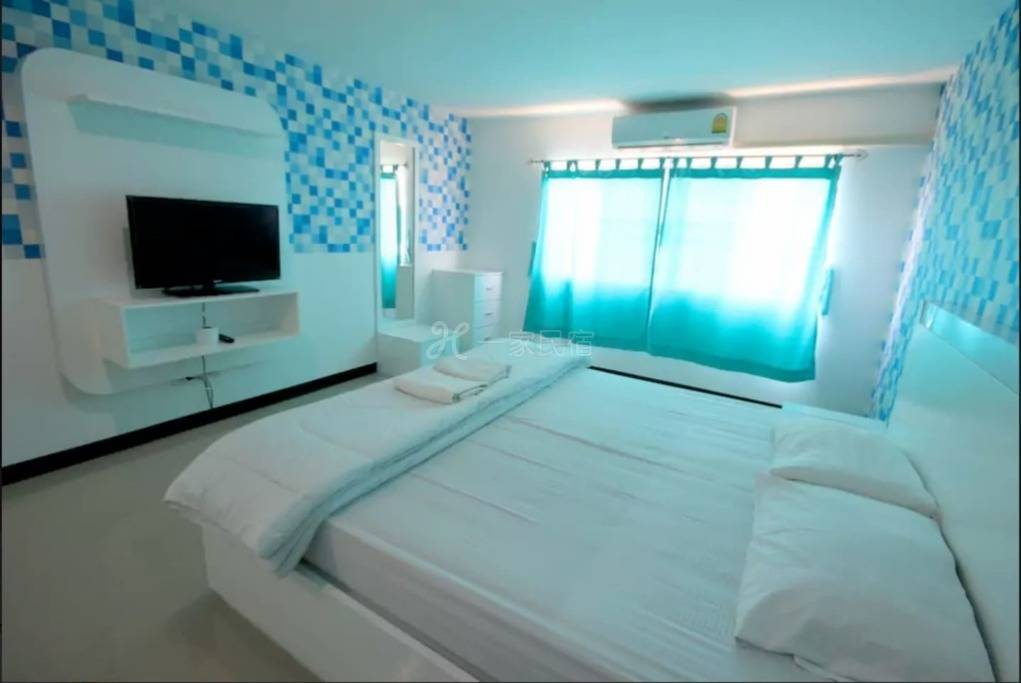 SOHO公寓/梦幻般的房间 507B