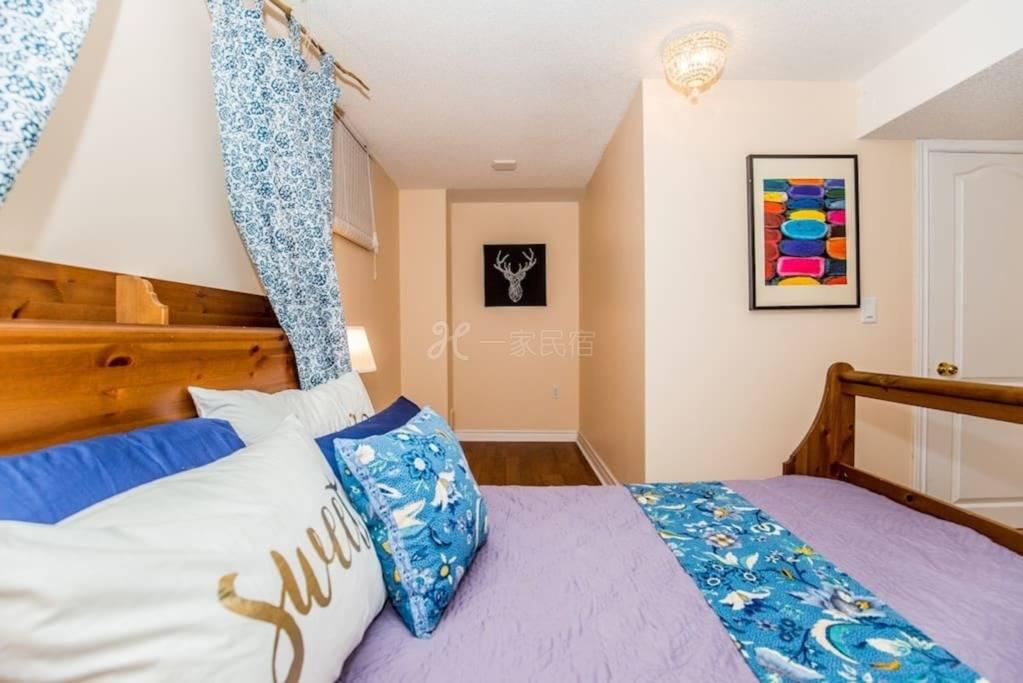 圣诞特价:一个房间、卫生间、客厅的套房
