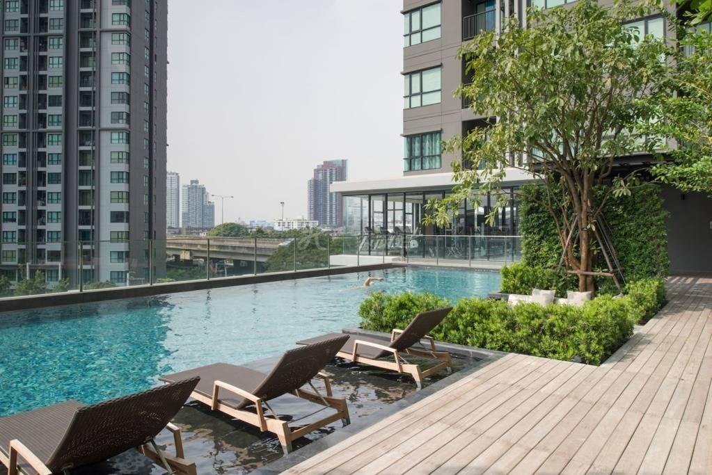 超值 泳池公寓/近BTS/临卖场百货BigC(全中文支持推广户)