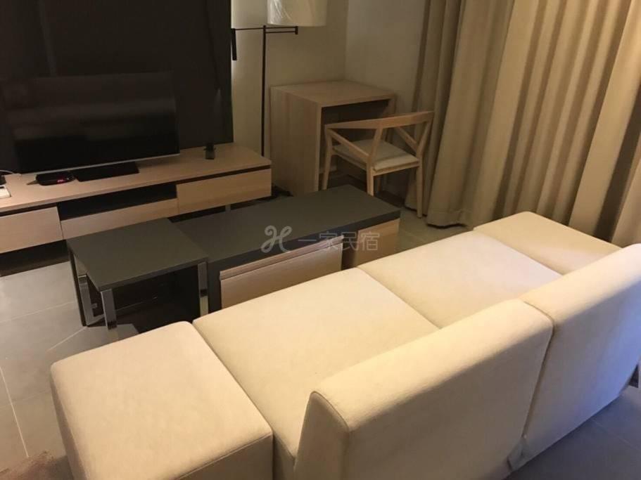 豪华1卧室 近Asok&NaNa BTS 24小时随时入住 B1