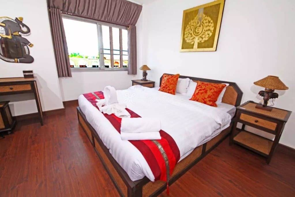 嘉图酒店式公寓(一房一厅套房/市中心/有中英泰文服务)#2