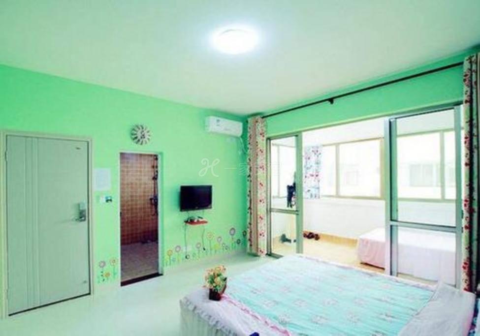 大东海旅游区,温馨家庭房