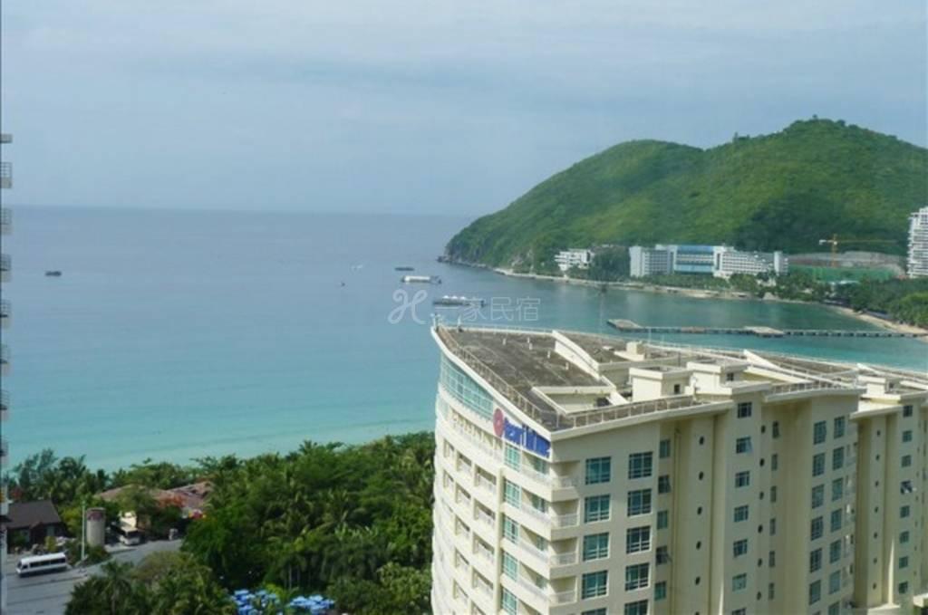 大东海旅游度假区飘窗海景3人间