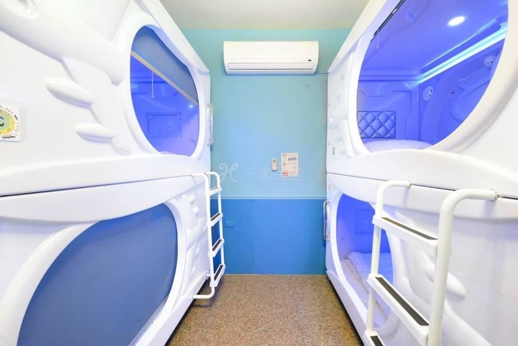 男性太空舱床位隐私100%