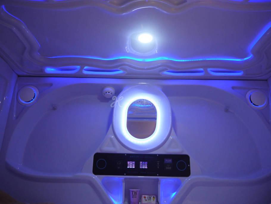 彼得兔的家-女生太空舱(四/六人舱-浴室附桑拿蒸气)(2人入住)A1*