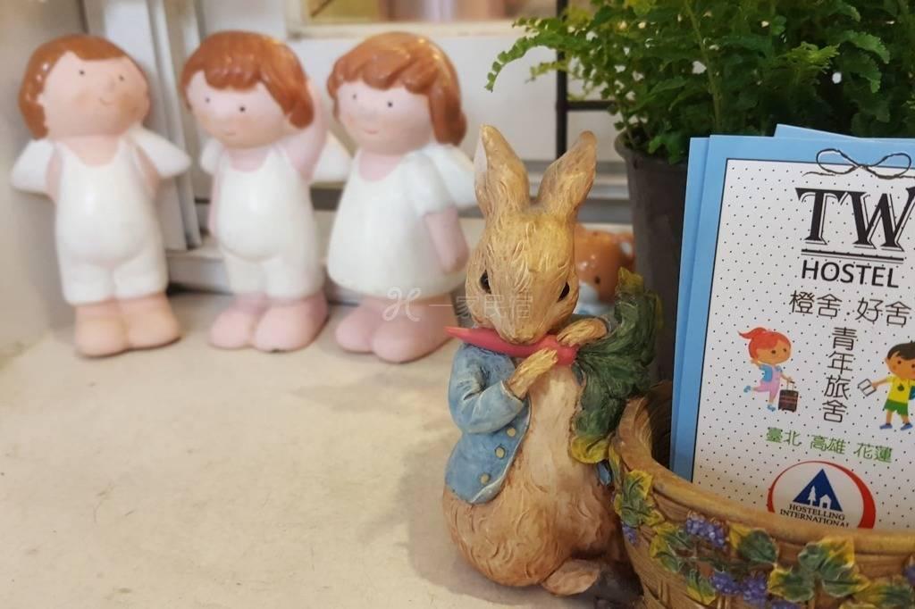 彼得兔的家-温馨双人套房A4