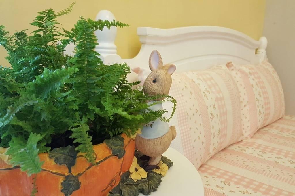 彼得兔的家-温馨双人套房AA