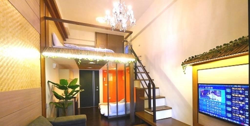 峇里岛 四人楼中楼