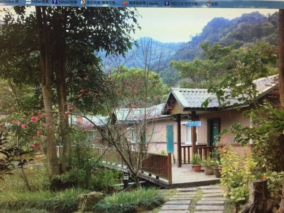 蓬莱生态农场-仙山民宿 木屋二人房#3