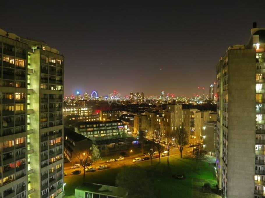伦敦市区双人大房
