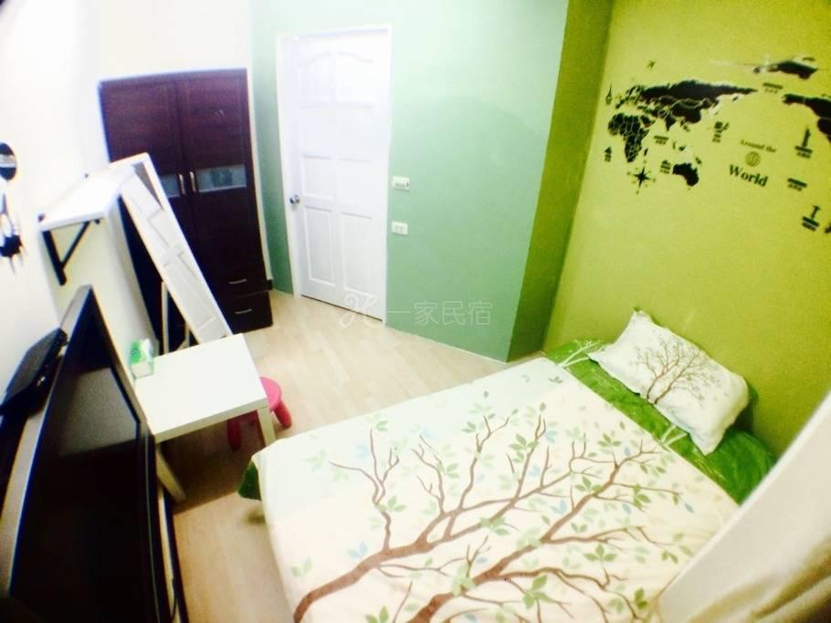 中 C104 市区 温馨 单人房-离台北市4分钟 温馨 台北 永和 顶溪捷运