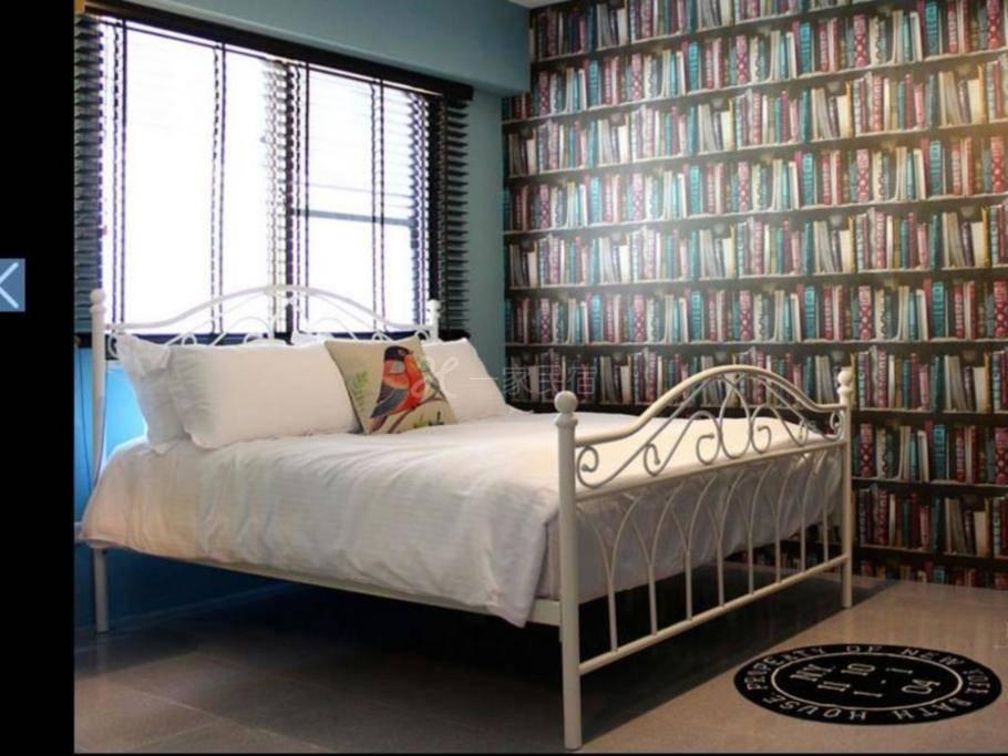 双人床房1