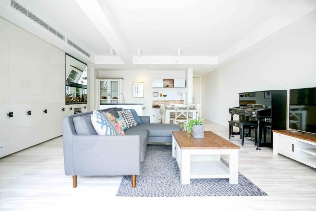 步行至唐人街,悉尼市中心一房公寓