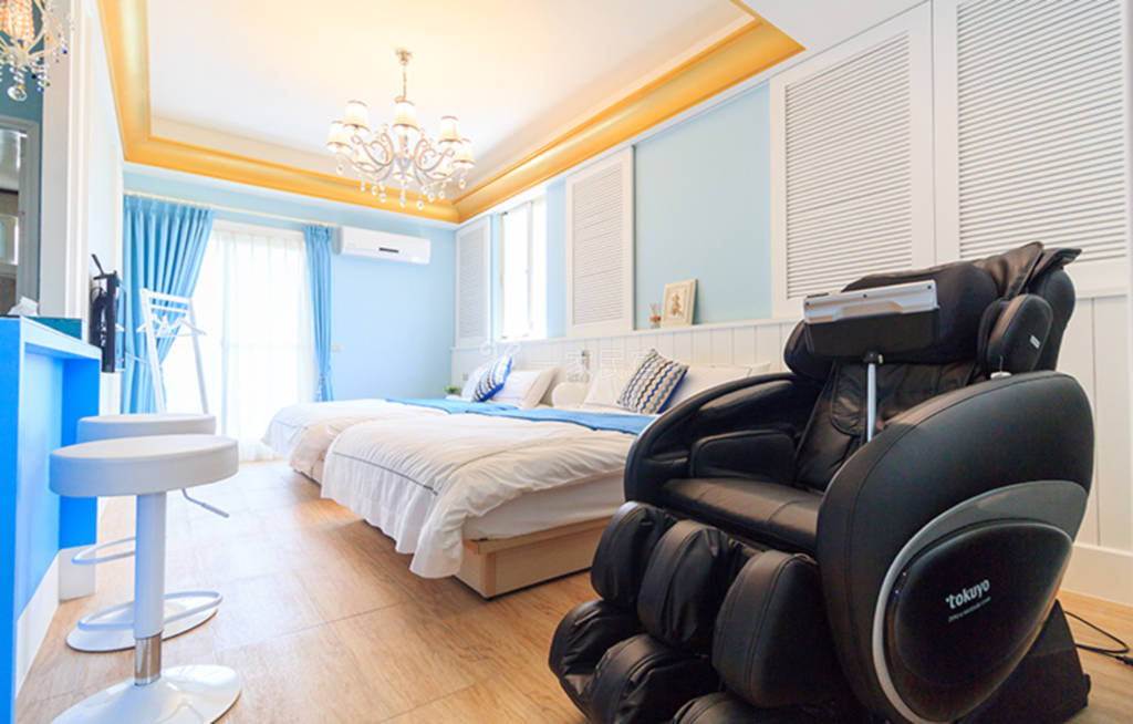爱琴海四人家庭套房