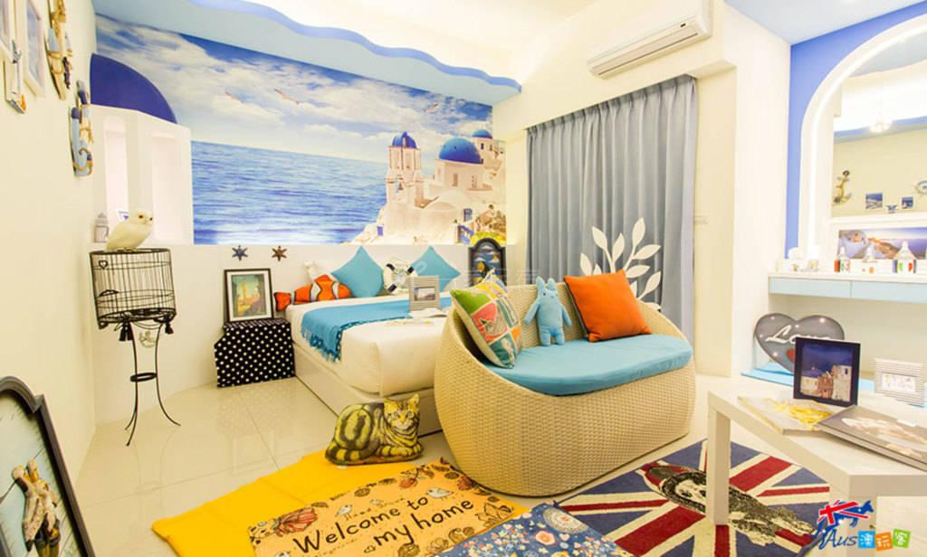 Mallorca 地中海房 双人房