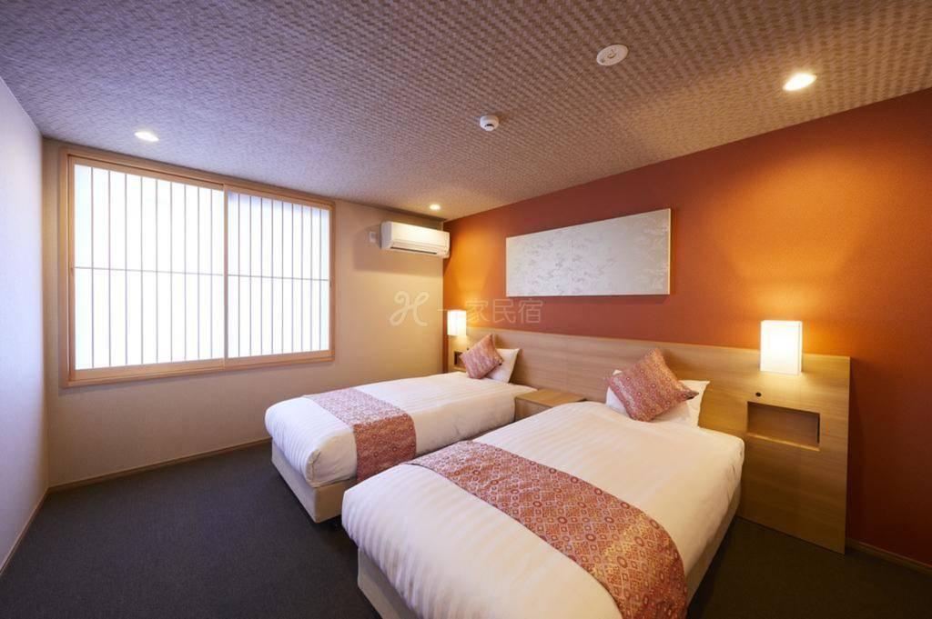 桜 Sakura 2楼东侧 西式房间 定员4名 44.61㎡