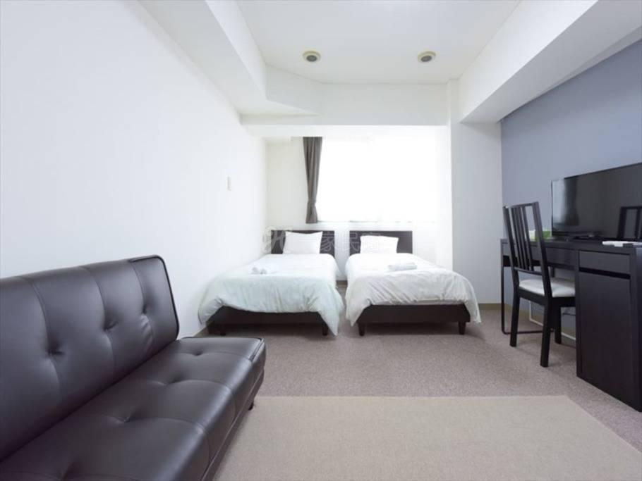 机场便利蒲田站舒适公寓最多入住3人#4