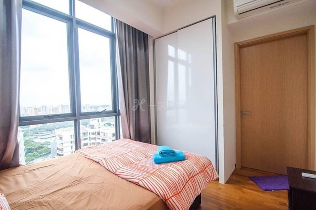 A  一卧室天空景观公寓ZsM