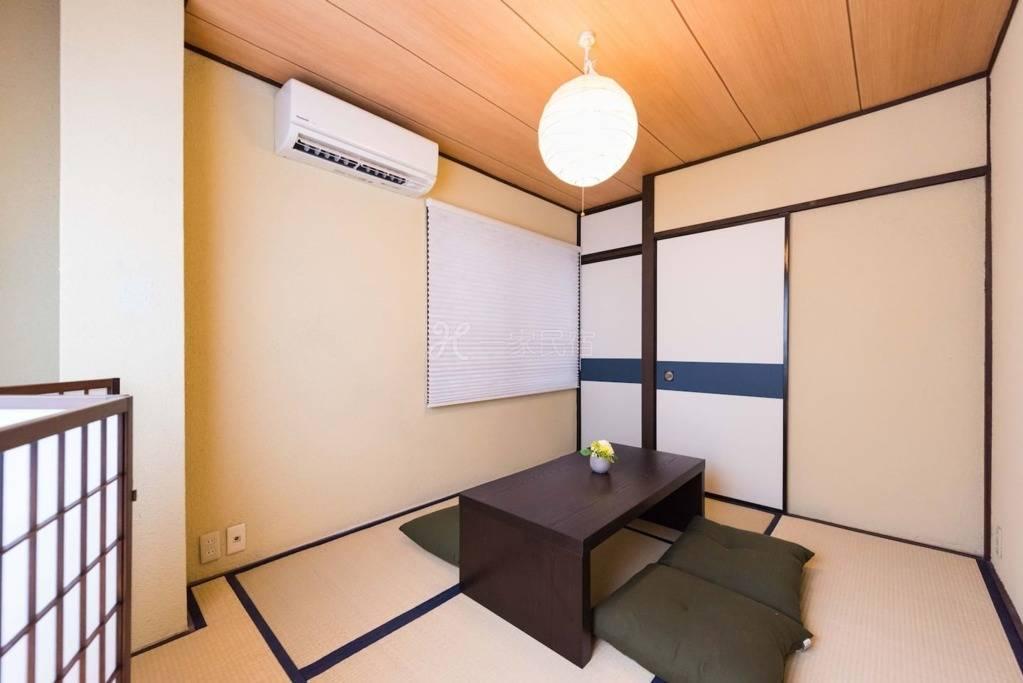 #全新装修!宽敞明亮日本传统和室公寓!Free Wifi! 401