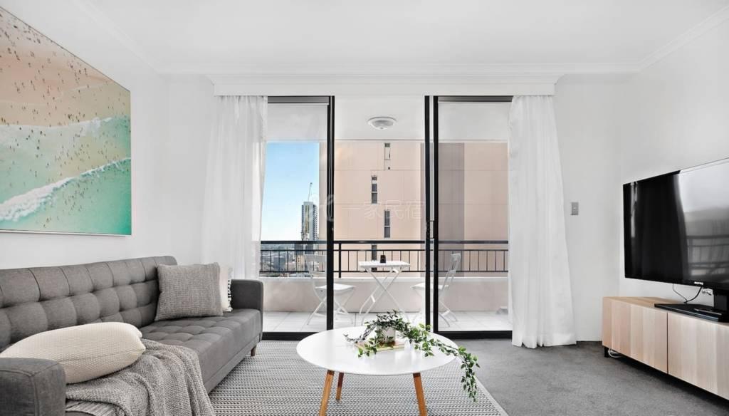 Prime位置|悉尼CBD |新設計師1BED APT