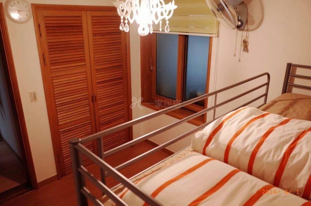 开心小屋2 (一张单人床) 位于江南区