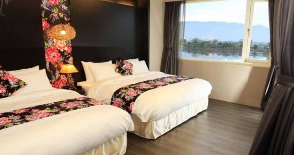 宜蘭--波卡拉渡假會館   時尚豪華四人套房