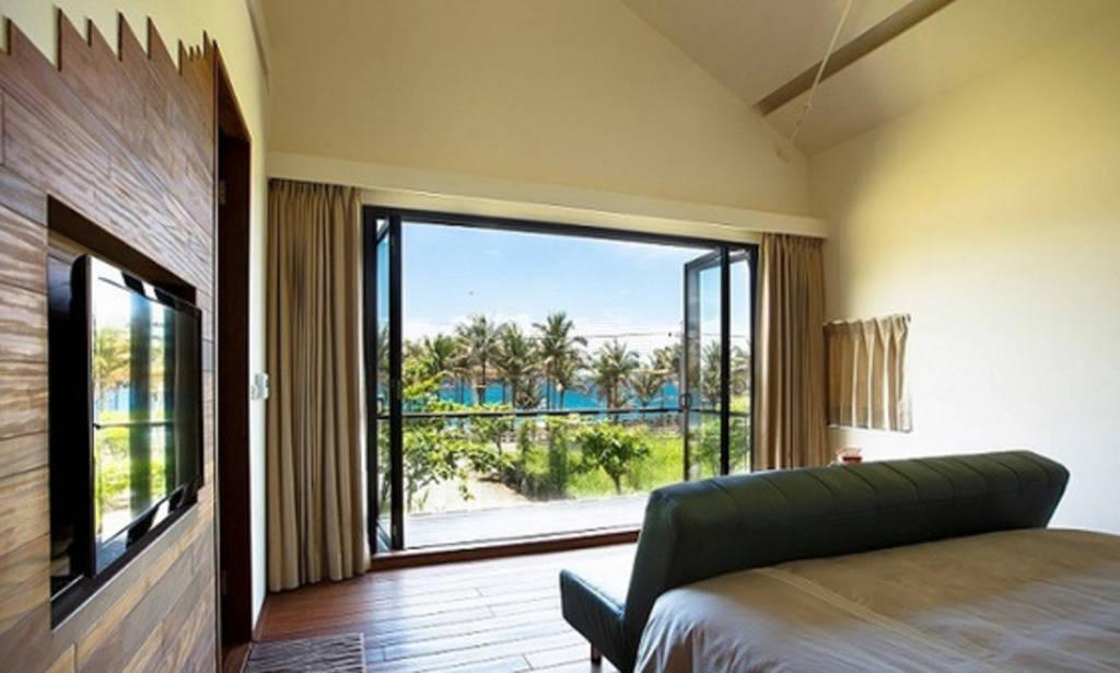 台东--椰子海岸民宿 双人房