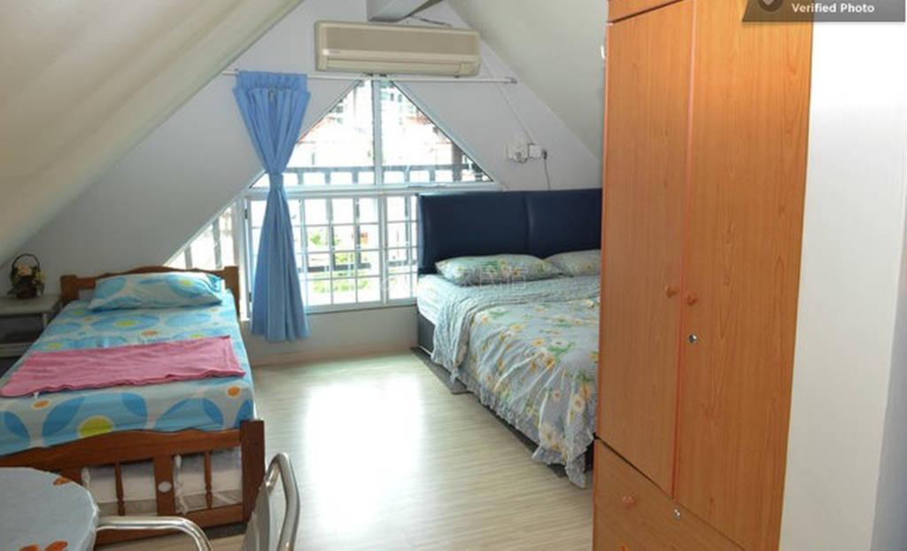 新加坡 2卧室配家庭客厅 在3楼