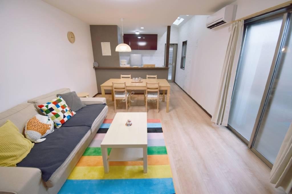 New cozy house near Kamogawa River 鸭川周辺新筑别荘