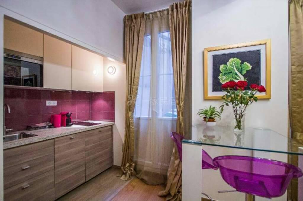 卢浮宫旁温馨双人小公寓,