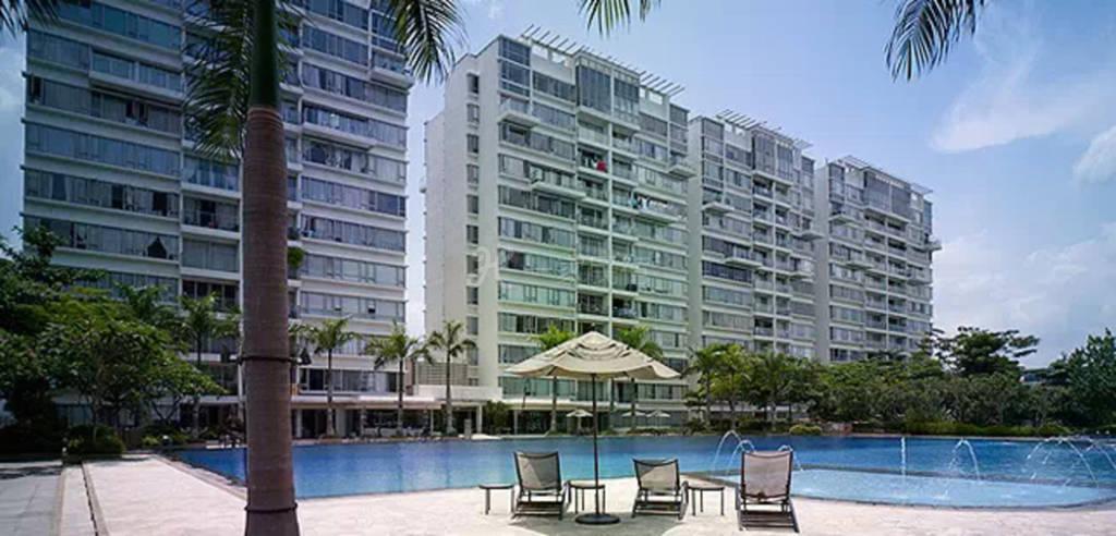 新加坡文礼西部最豪华公寓普通房