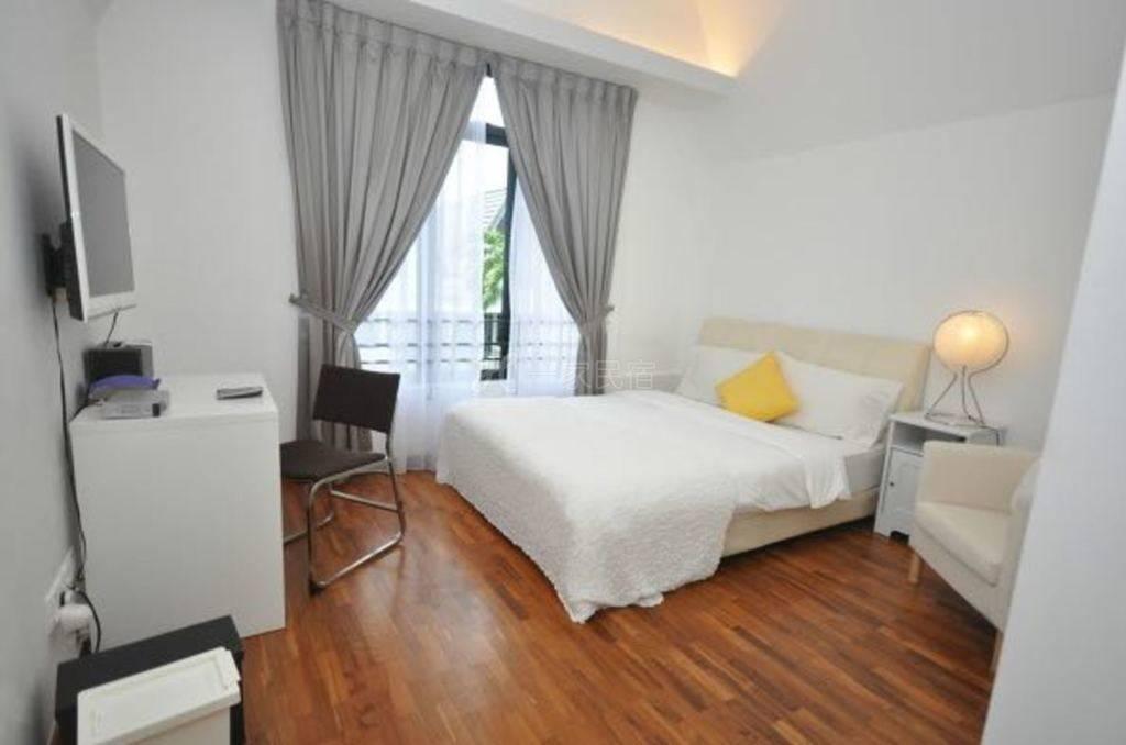 新加坡豪华别墅次卧,开启你的豪华之旅!