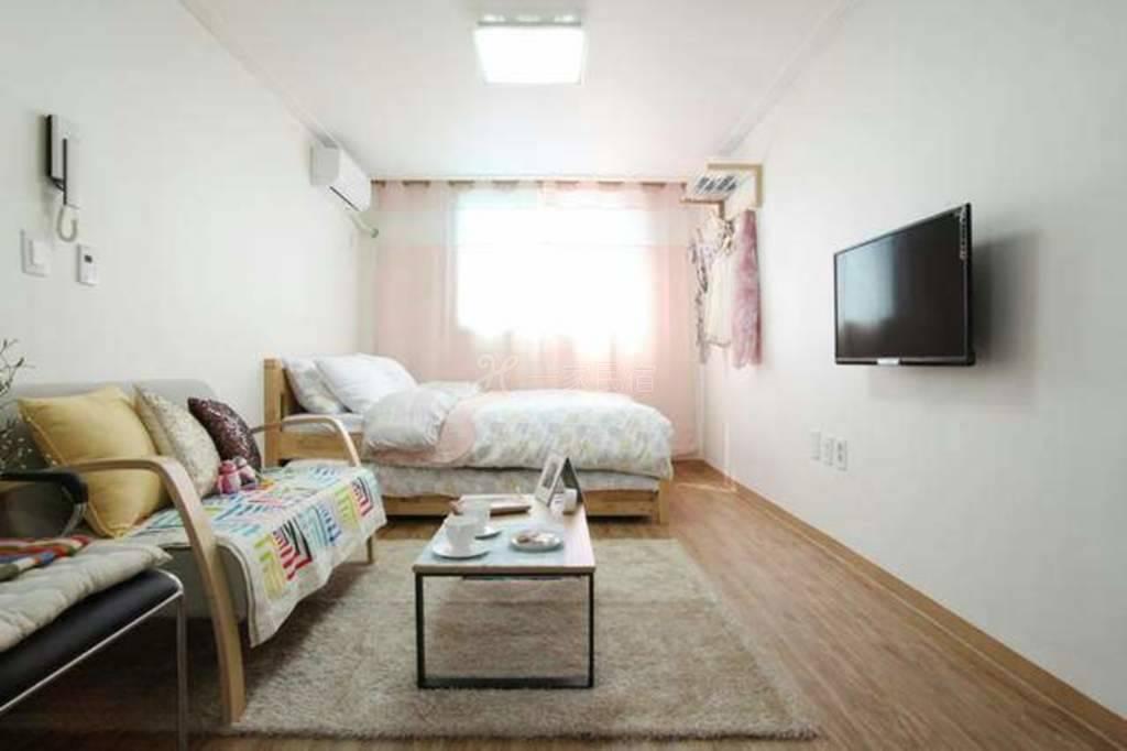 首尔站5分/一个房间的家/无线网 A