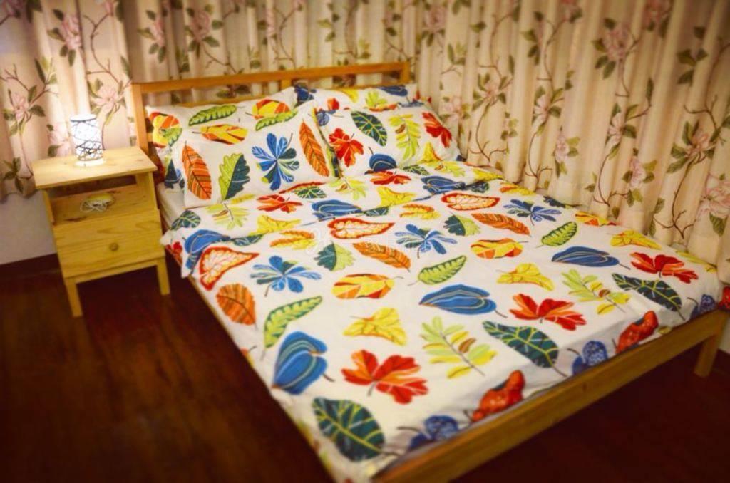 曼谷华人青年客栈 jaidee hostel 优质大床房