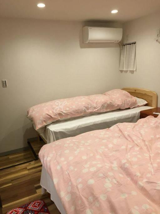 京都站附近三室一厅 两卫两浴室