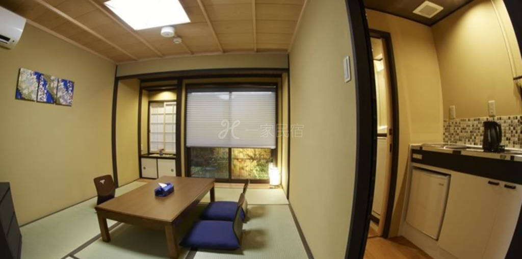 京都假日家庭间町屋 九条针小路五八