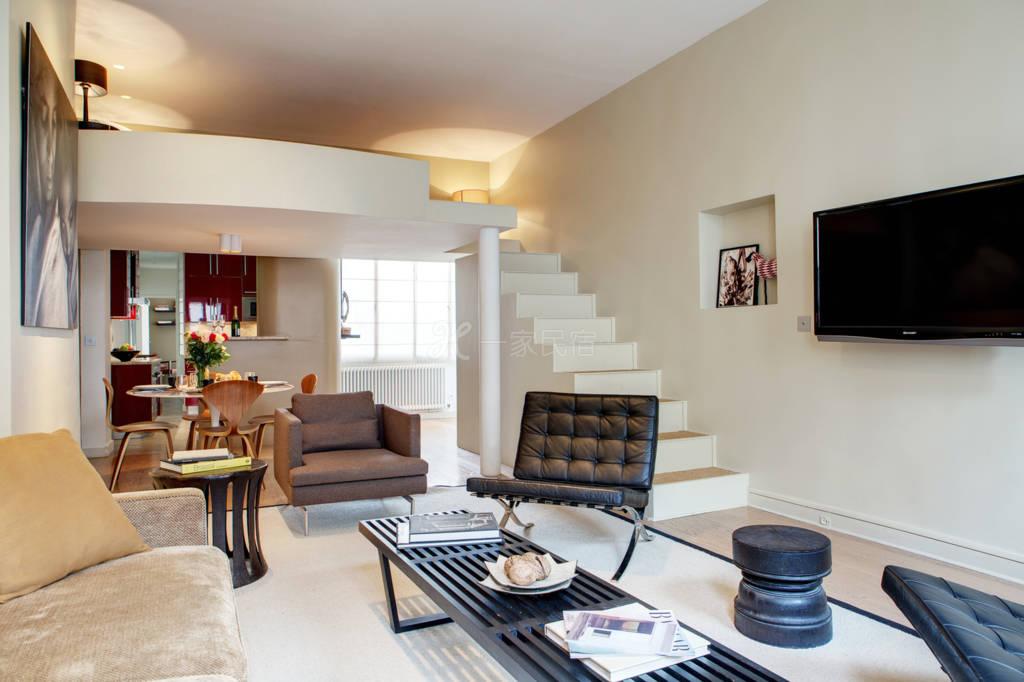 贝池公寓- 巴黎三区玛莱区