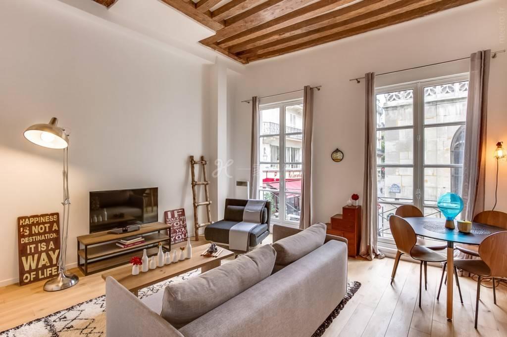 乐豪一号公寓-巴黎一区