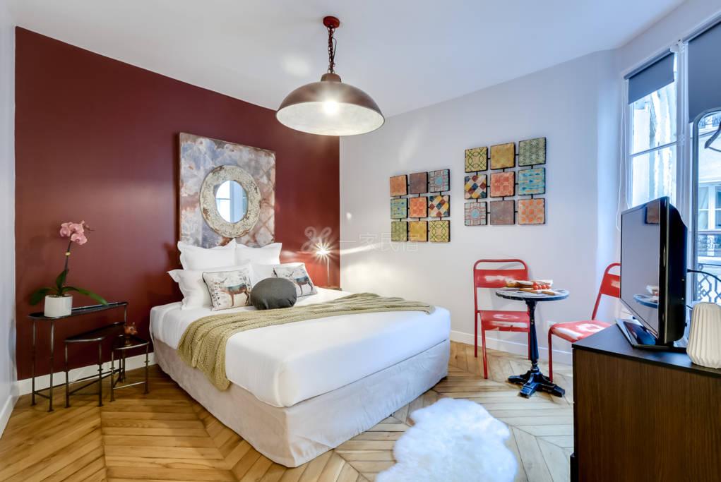 阿凯福三号公寓-巴黎四区玛莱