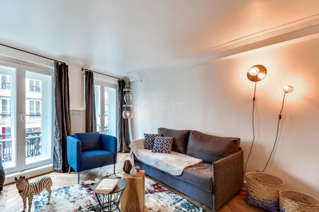 乐豪二号公寓-巴黎一区