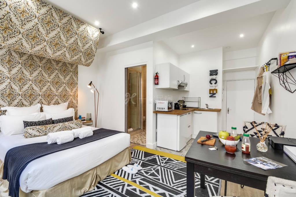 阿布科公寓-巴黎二区BOURSE